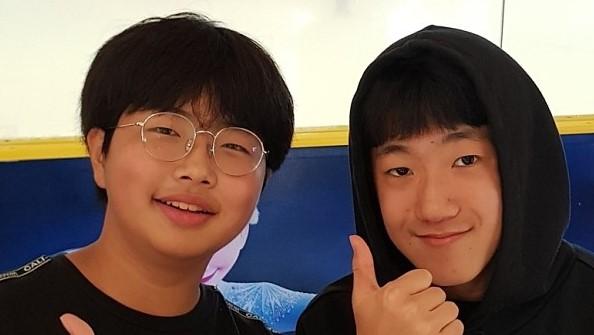 김민혁/ 중2/장기조기유학